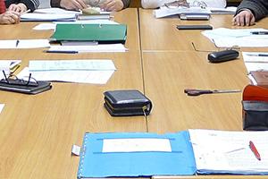 Pfarrgemeinderat Tisch